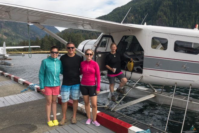 Nootka Trail Air Nootka Dock De Havilland Beaver