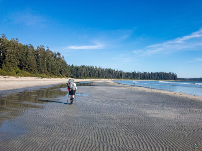 Nootka Trail Bajo Beach Guest Hiking